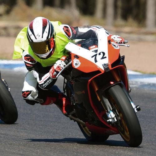 Road Racing -ajajien fysiikkavalmennusta
