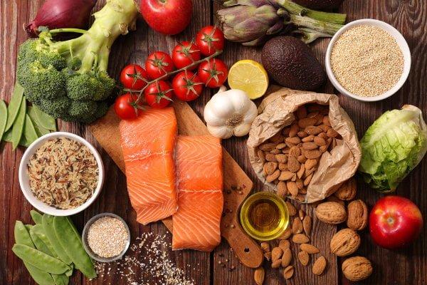 terveellinen ravinto